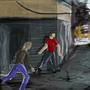 Zombiezz by ImmaDrawOnYourFace