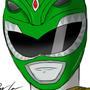 The Green Ranger! by RayLeeWorld