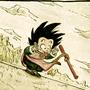 Tao Pai Pai vs Son Goku by RomeroComics