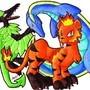 Original Starter Pokemon 2 by jdubz940