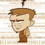Grumble grumble... by Plette