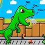 Dino Truce by Ziorac