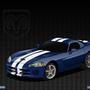 Dodge Viper Vector Art by Speedfalcon
