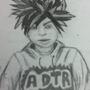 i smile because ADTR