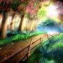 Road to Fantasia by fxscreamer