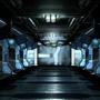 Obligatory Sci-Fi Corridor by LuisEC