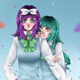 Cherise Defense Squad by MikomiKisomi