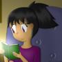 Kyoko Reading by Nosh59