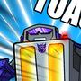 Deceptacon Toast! by Rennis5