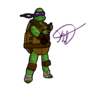Donatello From TMNT by Sketchster