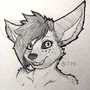 [PenSketch] Bitty by urzza-kangaa