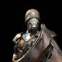 Riot Shield Grunt 3D by BlackHowlerStudios