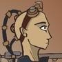 Steam-punk Humanoid Design by HowardWimshurst