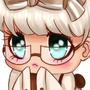 Cute Chocolate Chibi by CherryLolo