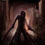 Hunter vampire by FASSLAYER