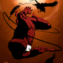 Daredevil by SteveFeane