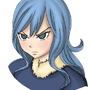 Angry Juvia