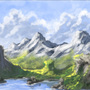 3AD - Landscape