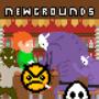 Newgrounds Bar by Miroko