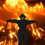 Firey Embrace by Peregrinus-Ferrum