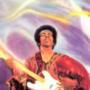 Jimi Hendrix At Isle of wight by maxx1222