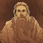 Bearded selfportrait by arosart