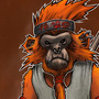 Sun wukong - monkey king