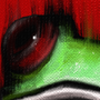'The Frog' by BloodyAngel88