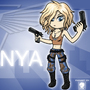 Tanya by spyrofhinic