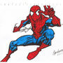 Spiderman by DarksideDoc88