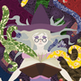 Paper Witch Story by Herdunculus