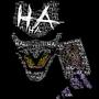Joker Typography by Grim-gate