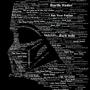 Darth Vader Typography by Grim-gate