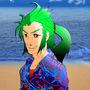 Mr. Yukari by aang001