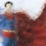 Superman Faux Watercolor by Grim-gate
