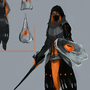 Lady Warrior by Happysorry