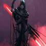 sith warrior by shammiemaa