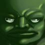 Grumpy Orc by Audiazif