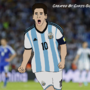 Lionel Messi by ChrisGorman