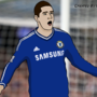 Fernando Torres by ChrisGorman
