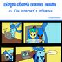 Stupid short eevee comic 2 by scruffyeevee