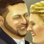 Bride and Groom by SteveAddeo