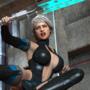 Kick in yo face!!!! by EnzShifter