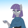 Maud and Boulder by MofetaFanBoyNG