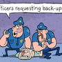 Requesting Backup by ToonHole