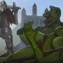 Dungeon keeper by rvhomweg