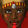 Priestess of Sekhmet by BrandonP