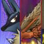 Cheap Pokemon lineup by Zolen