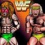 Wrestlemanics Illustrations by eMokid64