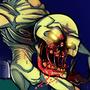Ghoul Speed(paint) by Kkylimos